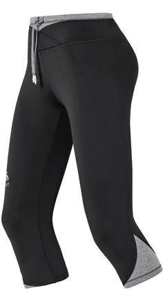 ODLO legginsy do biegania Hana Tight Black S Hana, Workout Leggings, Tights, Vogue, Sweatpants, Outfits, Black, Fashion, Tall Clothing