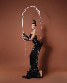 Break The Internet Kim Kardashian Halloween Costume - Paper Magazine