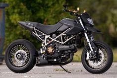 Ducati Hypermotard by C2 Design il Ducatista