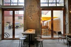 Kafe Magasinet / Robach Arkitektur | AA13 – blog – Inspiration – Design – Architecture – Photographie – Art