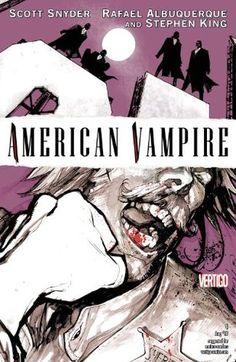 Stephen King - American Vampire: Volume IV