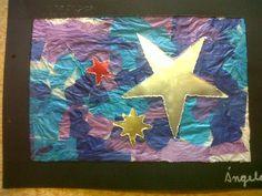 paper seda i estrelles Christmas Albums, Christmas Art, Christmas Projects, Winter Christmas, Christmas Ideas, Art For Kids, Crafts For Kids, Arts And Crafts, Diy Crafts