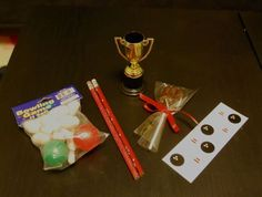 #bowling party #goody bags #favors