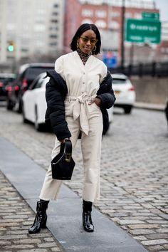 BG STREET STYLE/New York Fashion Week Fall 2018 TheImpression.com