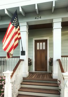 House Siding, House Paint Exterior, House Doors, Exterior House Colors, Exterior Doors, Craftsman Door Exterior, Corbels Exterior, Exterior Siding Options, Exterior Design