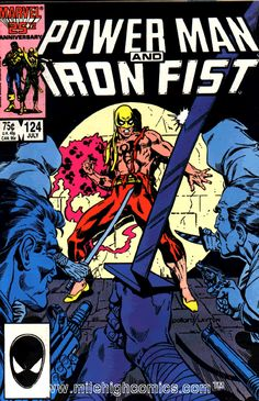 Power Man and Iron Fist #124
