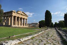 Parco Nazionale del Cilento e Vallo di Diano con il sito archeologico di Paestum, Velia e la Certosa di Padula