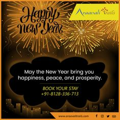 A New Year is like a blank book, and the pen is in your hands. It is your chance to write a beautiful story for yourself. Happy New Year from aravali Trails. Adventure Resort, River Bank, Folk Dance, Blank Book, Best Resorts, Beautiful Stories, Best Location, Front Desk, Wildlife Photography