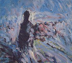 Patrick Swift (1927-1983), Silhouette, Algarve,  c.1974