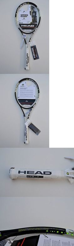 Racquets 20871: Head Graphene Xt Speed Rev Pro New Tennis Racquet Size 4 1 4 -> BUY IT NOW ONLY: $109 on eBay!
