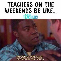 25 Sunday Teacher Memes That'll Have You Laughing Until Monday Morning Teacher Tired, My Teacher, School Teacher, School Life, Teacher Stuff, Teachers Be Like, Bored Teachers, School Quotes, School Memes