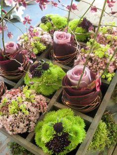 Design & Style Deco Floral, Arte Floral, Floral Design, Fresh Flowers, Beautiful Flowers, Fleur Design, Flower Boxes, Ikebana, Flower Decorations