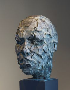 Ma Parole - bronze - 70 cm par Catherine Thiry