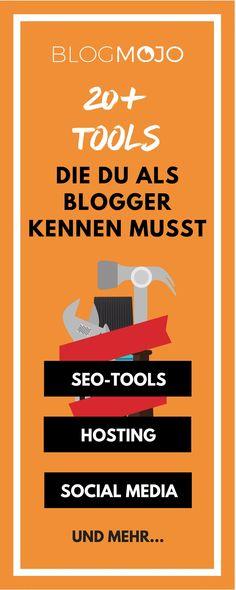 Hier sind mein Lieblings-Tools aufgelistet, die ich als Blogger nutze und die mir die tägliche Arbeit erheblich erleichtern, z. B. gute Hosting-Anbieter, nützliche WordPress-Plugins oder SEO-Tools.