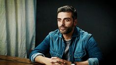 Oscar Isaac - Shutterstock Portrait Studio at Toronto International Film Festival (2016)