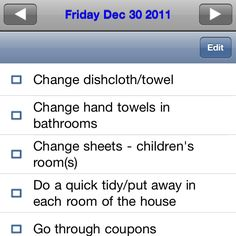 MoMo App. Motivated Moms. MY NEW ADDICTION. So what if I'm not a mom yet. GREAT easy cleaning lists daily!
