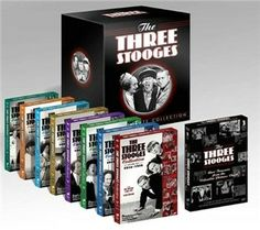 The Three Stooges Ultimate Collection