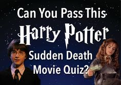 Can You Pass This Harry Potter Movie Quiz Without Missing One? I got 100 %