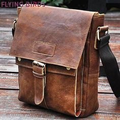 27d4b49ef99a men s travel bags Genuine leather handbag retro style men messenger bags  luxury high quality bags Mens