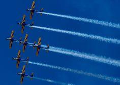 Esquadrilha da Fumaça - EDA - Smoke Squadron