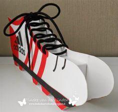 voetbalschoen knutselen - Google zoeken