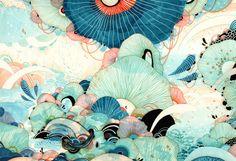 artwork by Yellena James