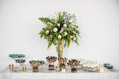 rice krispie and banana pudding pop table