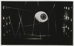 Nathan Lerner - Eye and Strings, 1939