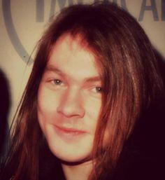 Axl Rose of Guns N' Roses, late '80s - #axlrose #gnr #gunsnroses