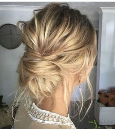 30 Incredible Hairstyles for Thin Hair Hair Casual wedding hair Wedding Hair And Makeup, Hair Makeup, Makeup Hairstyle, Eye Makeup, Chignon Hairstyle, Updo Diy, Prom Makeup, Wedding Beauty, New Hair