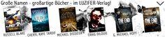 Finde deine Lieblingsbücher aus dem LUZIFER Verlag jetzt auch auf Pinterest. Wir freuen uns auf deinen Besuch.