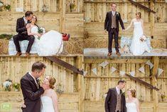 Wedding couples portraits Waves Photography, Country Farm, Couple Portraits, Farm Wedding, Daffodils, Wedding Couples, Wedding Dresses, Outdoor, Bride Dresses