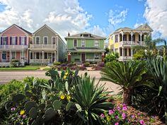 Historical East End Galveston!