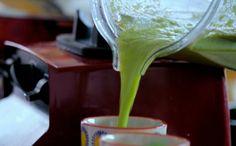 Suco verde (agrião, maçã e mel): receita da Bela Gil - Receitas - GNT