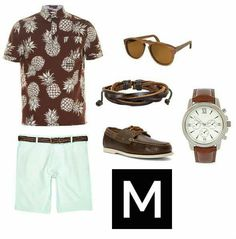 This style and more on MENSWR http://www.menswr.com/outfit/126/ #beautiful #followme #fashion #class #men #accessories #mensclothing #clothing #style #menswr #quality #gentleman #menwithstyle #mens #mensfashion  #mensstyle #shirt #bracelet #watches #sunglasses #bienne