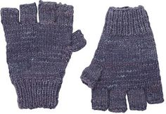 Shop Now - >  https://api.shopstyle.com/action/apiVisitRetailer?id=492731400&pid=uid6996-25233114-59 The Elder Statesman Women's Cashmere Fingerless Gloves  ...