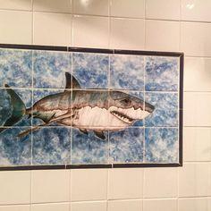 White shark  Art#Artist#Artsy#Beautiful#Creative#Draw#hadmade#potteryart#Gallery#Instaart#Instaartist#insta_pottery#Instagood#Picture#Tagsforlikes#Ceramicart#ceramicartist#ceramics#Keramik#セラミックス#Кераміка#陶瓷#ceramica#Pottery#homedecor by cera_mica_ale