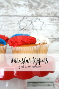 DIY wire star topper