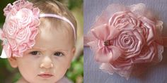 Headband luxo by Artes da Tuty, via Flickr