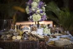 mesa de quesos, decoracion, fiesta