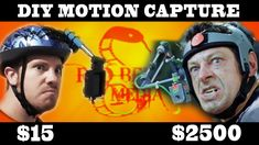 How To - DIY Facial Motion Capture Rig for $15 Motion Capture, Selfie Stick, Rigs, Facial, Facial Care, Facials, Face Care, Face
