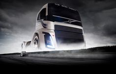 Volvo Trucks - The Iron Knight - The world's fastest truck