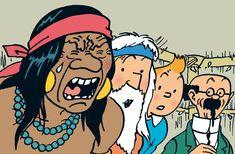 Tintin.com - Personnages secondaires