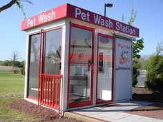 Dog wash installation berlin new jersey things done different all paws pet wash self serve pet wash stations make great additions to car wash locations learn about our pet wash installations locations now solutioingenieria Gallery