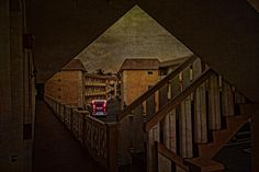 Emergency by Anne Rodkin Fine Art America, Digital Art, Stairs, Medium, Artist, Photography, Image, Beautiful, Home Decor