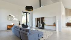 Stunning barn conversion at Bressingham by award-winning Nest Development   East Anglian Daily Times Log Home Plans, Barn Plans, Metal Building Homes, Building A House, Barn House Conversion, Barn Conversions, Steel Barns, Luxury Modern Homes, Agricultural Buildings