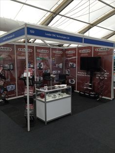 Southern Manufacturing has finally arrived - visit Leader CNC Technologies at stand Q32 and meet our friendly team!