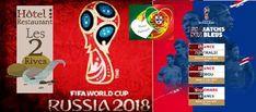 Venez regarder la coupe du monde 2018 à l'Hôtel Les 2 Rives ! de nombreux happy hours vous attendent. #coupedumonde2018 #Tousimelozère #fifa2018