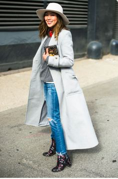 easy chic coat look
