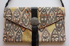 Ethnic African Clutch by PoshetByAnaNogueira on Etsy
